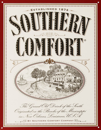 Southern Comfort @ Bartending Made Easy And Fun.